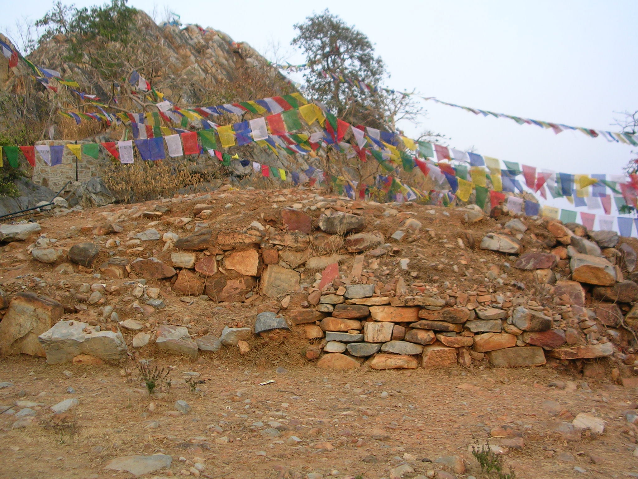 Tibetan Prayer Flags and the Five Buddha Families | Notes